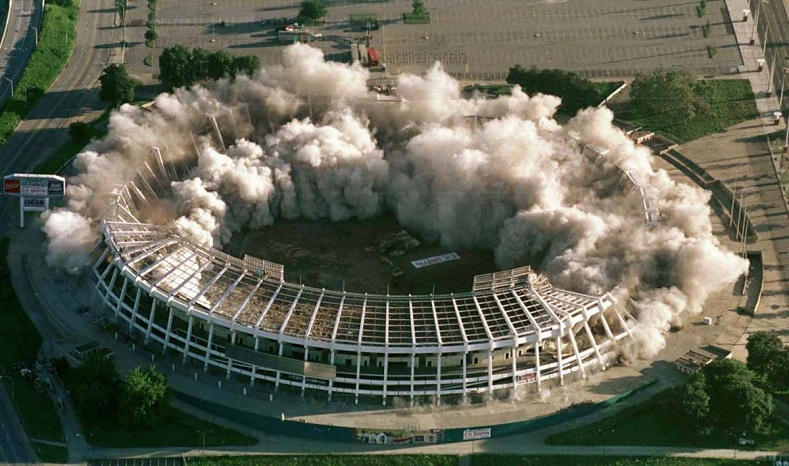 Abandoned Olympic Venues Multimedia Telesur English
