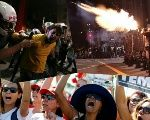 Brazil Erupts in Furious Protests as Coup Approaches Final Act