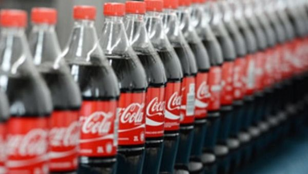 "Coca-Cola has been accused of being part of the ""para-economy."""