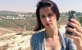 Abby Martin is falsely portrayed by the New York Times when she worked for Russia Today.