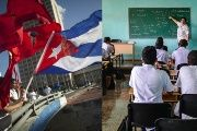 In a world in which over 770 million people still lack basic reading and writing skills, Cuba is one of the few countries in the world with a literacy rate of 100 percent.