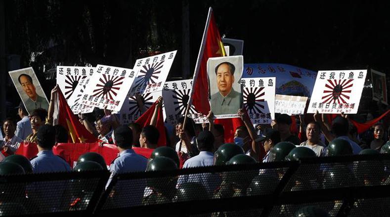En la población sigue presente la memoria de Mao, quien otorgó un salto cualitativo a la corriente marxista-leninista.