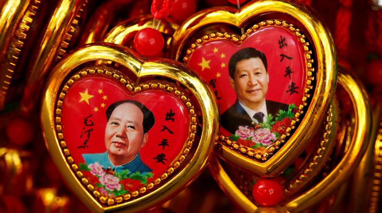 Los recuerdos por el 40 aniversario de la muerte de Mao, también envuelven al presidente de China, Xi Jinping.