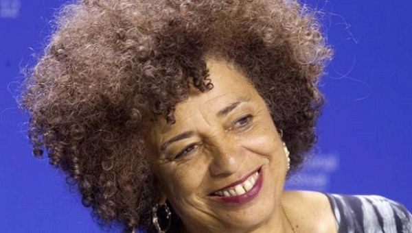 Civil rights activist and academic Angela Davis continues to lead discussions on Black liberation around the world.