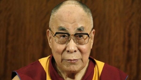 The Dalai Lama, who won the Nobel Peace Prize in 1989, fled into exile in India in 1959 after an abortive uprising against Communist rule.