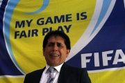 Former Fedefut President Brayan Jimenez was arrested in July over charges in the United States related to the sale of soccer broadcast rights.