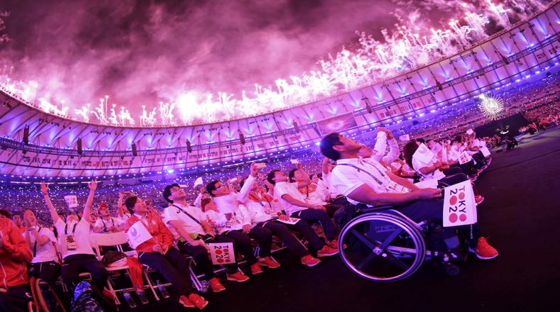Culminan paralímpicos de Río 2016 con impresionante evento