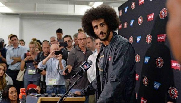 Colin Kaepernick Receiving Death Threats Over Anthem