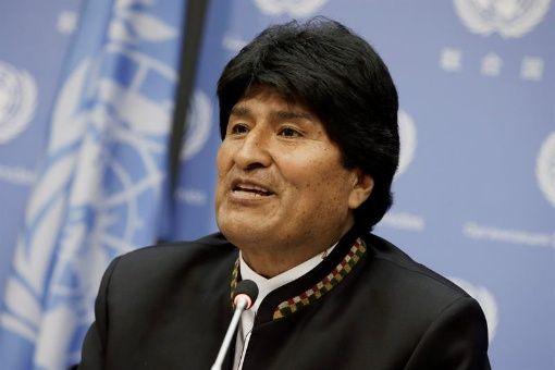 El presidente boliviano se encuentra presente en la sede de las Naciones Unidas en la ciudad de Nueva York.