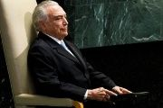 "The vastly unpopular Temer The Usurper ""government"" is already accelerating the destruction of Petrobras."