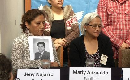 Relatives of victims of State Incineration