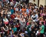 The National Women's Forum has been organized in a different Argentine city since its founding in 1986, three years after the end of the military dictatorship.