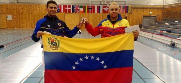 El venezolano aspira ubicarse en los 10 mejores esgrimistas del mundo