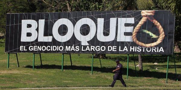 Bolivia anunció su votación a favor del levantamiento del bloqueo contra Cuba.