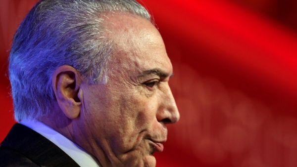 Temer busca recortar el gasto público, acción que golpea sectores como la salud y la educación en Brasil.