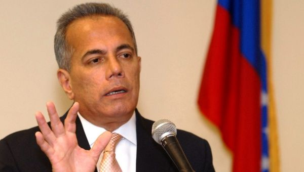 Rosales fue candidato presidencial en 2007.