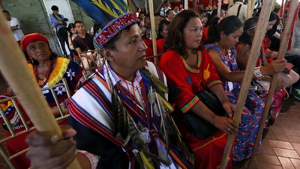 Instalan I Cumbre de Pueblos Indígenas del Mercosur en Caracas