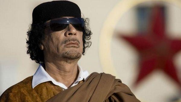 Каддафи — как напоминание