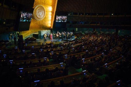 Sesión plenaria de la ONU sobre bloqueo a Cuba por EE.UU.
