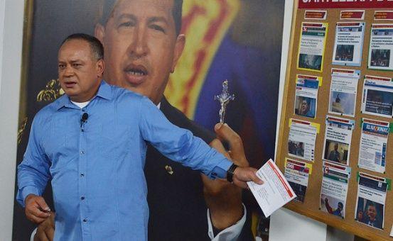 Diosdado Cabello repudió el irrespeto que manifiesta la derecha hacia las instituciones del Estado.