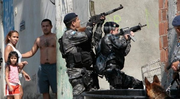 the drug trade as the cause of police brutality in brazil Police say they don't know the cause of the collapse and of police killings in brazil's made up a claim about trade deficits during a.