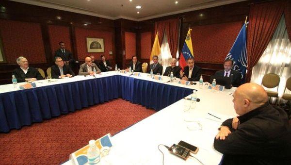 Resultado de imagen para dialogo venezuela