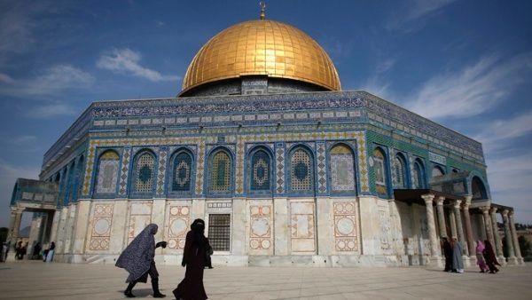 Jerusalén Oriental, ocupada por Israel desde 1967.