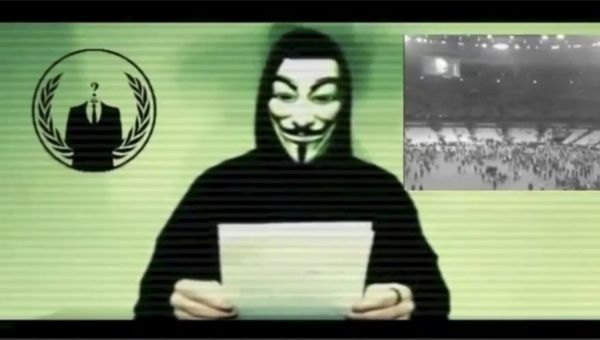 The hacktivist group known as Anonymous has declared war on the Nigerian government.