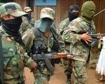 Paramilitary groups are filling the vacuum left by the FARC, terrorizing the population.