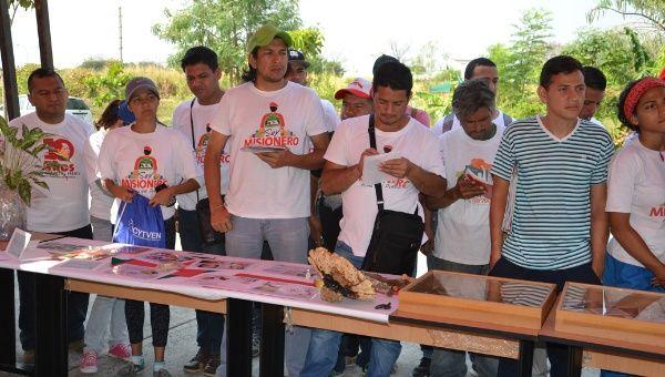 Venezuela crea conciencia agroecológica con el apoyo de mil pregoneros