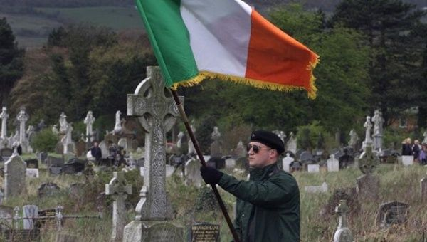 The Easter Rising was led by the secret revolutionary group the Irish Republican Brotherhood (IRB) and the smaller, socialist-led Irish Citizen Army (ICA).