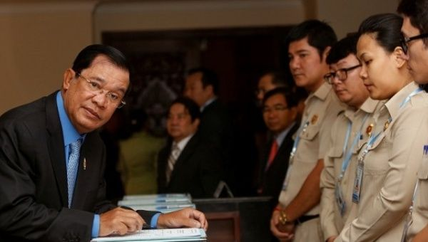 Cambodia Parliament Approves Prime Minister's New Cabinet | News ...