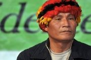 Peruvian Indigenous leader Alberto Pizango is the subject of a new, award winning documentary about an Indigenous uprising against free trade and globalization.
