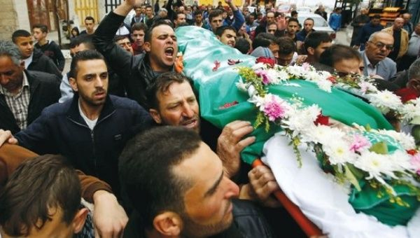 Funerals of martyrs in Jerusalem are among the rare occasions where Palestinians can reclaim the streets of their city and transform mourning into anger and protest.