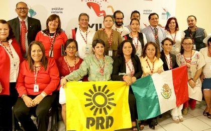 The FSP delegates gathered to celebrate the most recent triumphs of the Latin American and Caribbean left.