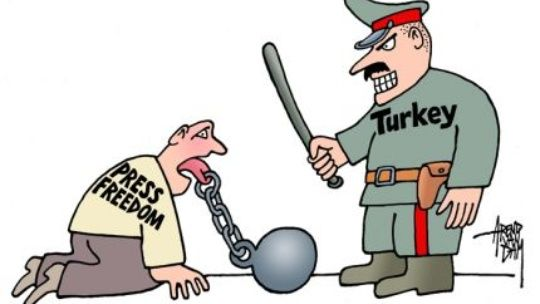 Freedom of Press in Turkey