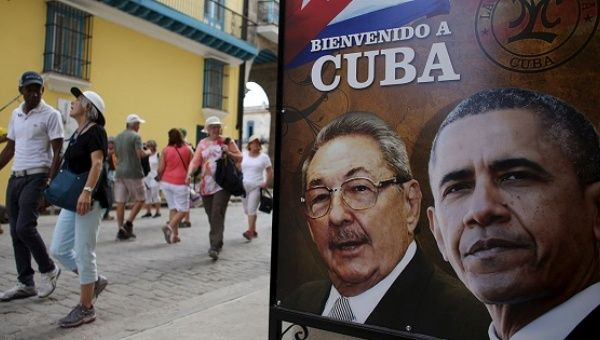 U.S. tourists have been flocking to Cuba as restrictive measures have been slowly lifted.