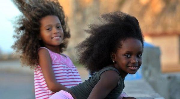 Sexy fick Schwarze kubanische Mädchen girls