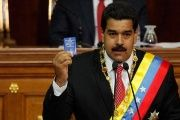 Venezuelan President Nicolas Maduro has vowed to deepen his country's socialist revolution.