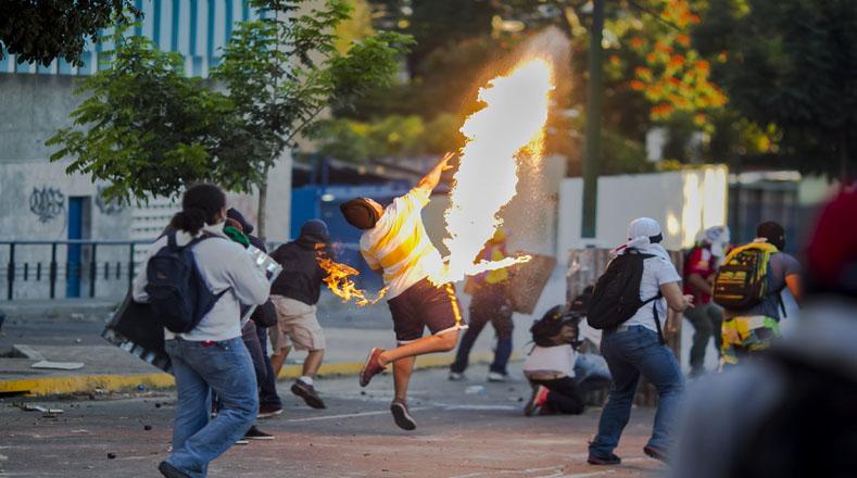 Resultado de imagen de FOTOS DE ATAQUES DE LA GUARIMBA