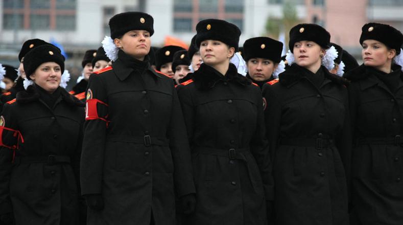 Glosario de mujeres de ruso y