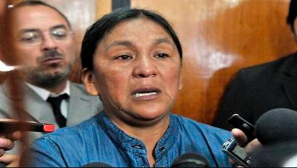 Milagro Sala remains in prison on charges that allies say are politically motivated.