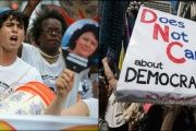 'Undemocratic' DNC Rocked by Protests as #Demexit Gains Steam