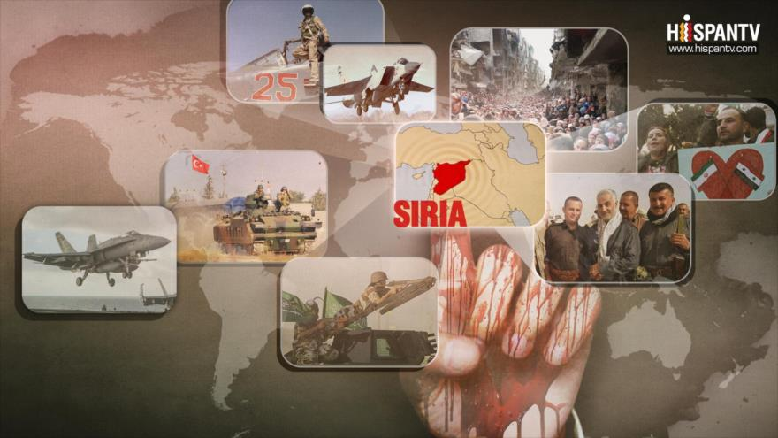 Siria: Amenazas que alientan una guerra global