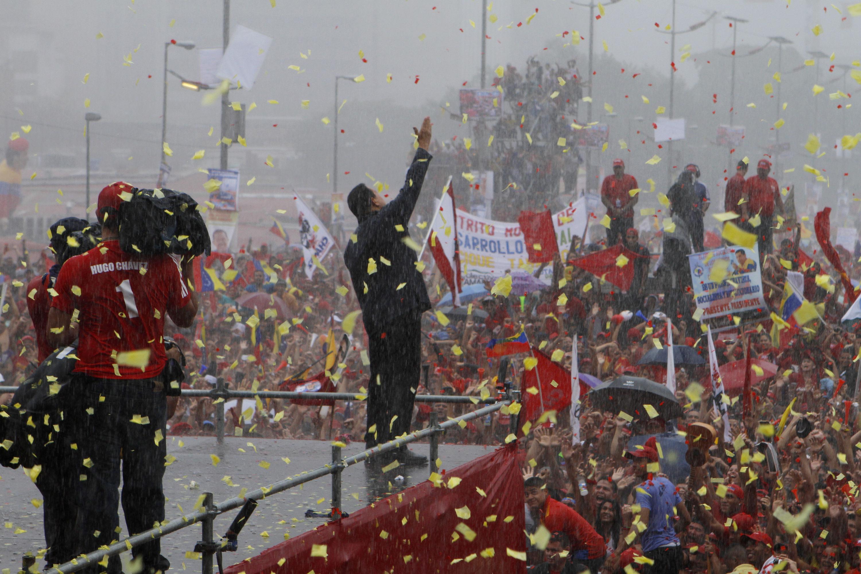 Resultado de imagen para elecciones ganadas por chavez