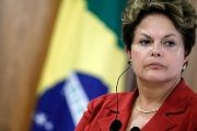 Brazilian President Dilma Rousseff said she will not be forced from office, saying these attempts