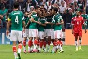 Mexican soccer stars implore fans to refrain from discriminatory language.