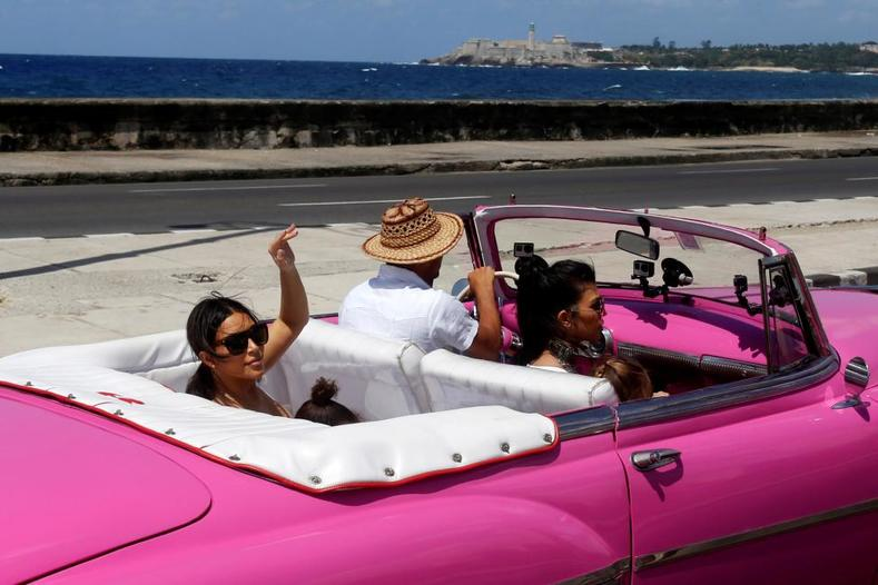 Havana Rolls Out Red Carpet To Celebs As Us Cuba Relations