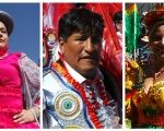 Bolivian Culture Meets Catholicism in La Paz's Annual Feast