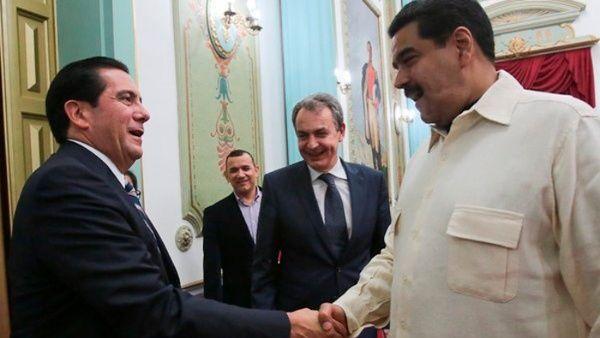 Disidencia controlada en Venezuela